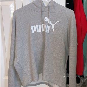 puma hoodie, small!